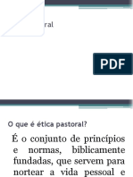 Ética Pastoral