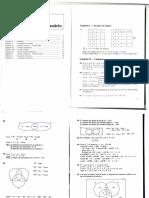 Fundamentos da Matematica Solucoes - Volume 1