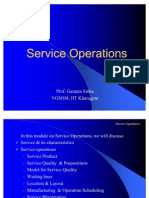 Service Operation New