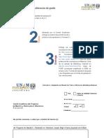 Posgrado UNAM proceso