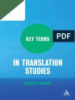 Key Terms in Translation Studies.pdf