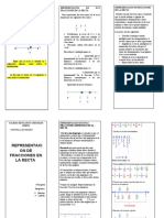 Folleto de Matematica