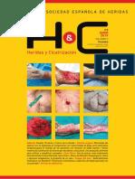Revista Soc. Española de Heridas N° 2 Junio 2019