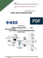 Body Area Network
