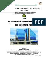 Estatuto UNCP