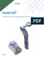 RD8100 Brochure V2 ES