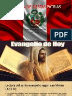 Oracion Fiestas Patrias