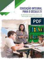 1 - Texto Atividade a Distância_educação Integral