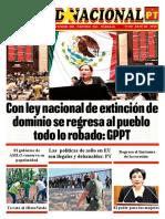 Unidad Nacional 31 de Julio de 2019