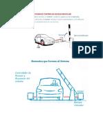 Pluma o control de acceso vehicular
