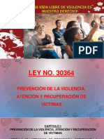 LEY N° 30364