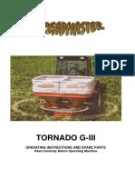 Tornado 1300 GIII