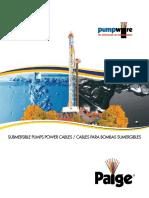 Cables Para Pozos Esp Brochure