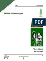 Final Feasibility Study Report IGBC Green Homes Villa Sector 44 Noida