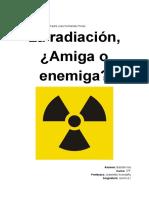 La Radiación en Los Seres Vivos