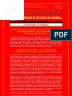 Pacto Fiscal en Guatemala