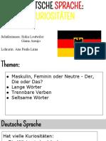 Projekt Deutsch