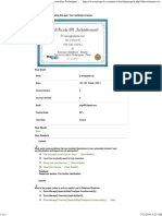 Score Report_ Selenium Webdriver - Master Synchronization Techniques - Final Exam