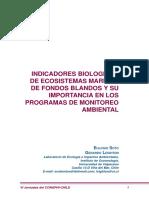 Indicadores Contaminacion Fondos Blandos