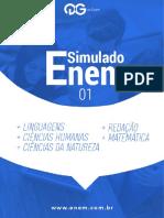 Simulado ENEM