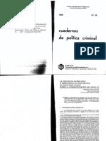 La Distincion Entre El Dolo e Impruedencia en Delito de Resultado Lesivo-Bernardo Feijoo Sanchez