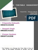 onlinetimetablemanagementsystem-140421063119-phpapp02