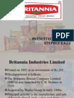 Britannia Industries Ltd
