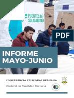 Informe PMH Mayo-Junio 2019 - Standard
