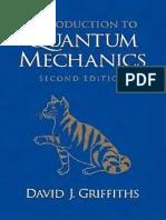 Griffiths D J Introduction to Quantum Mechanics 2ed