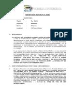 Terminos de Referencia Plaza Carhuapoma
