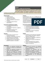 Procesos y Procedimientos en La Ampliación de Cobertura