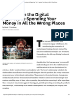 Branding in the Digital Age_ You'Re Spending Your Money in All the Wrong Places