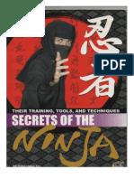secrets of the ninja