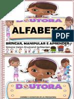 Atividades Doutora Brinquedos 1 Alfabeto