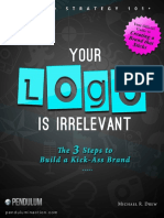 Your Logo is Irrelevant, Branding