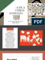 Fase 4 –Etica y Los Otros Animales