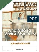 Xamanismo, A Arte Do Êxtase - Ana Vitória Vieira Monteiro