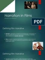 Narration in Films