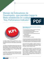 Manejo de indicadores de desempeño (KPI).pdf