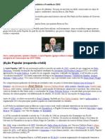 José Serra Biografia Completa