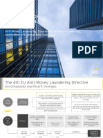 EY Romania Wind of Change AML Risk Assessment