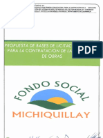 Bases Iniciales Michiquillay