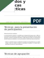 Métodos y Técnicas Didácticas Presentacion