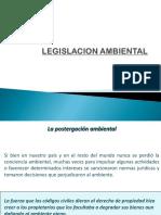 U2. Legislacion Ambiental