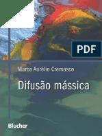 Difusão Mássica - Cremasco