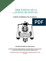 Temario 2018 - Poder Judicial de Santa Fe