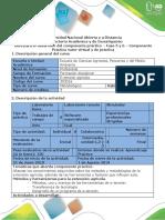 Guía Para El Desarrollo Del Componente Práctico - Fase 5 y 6 - Componente Práctico Tutor Virtual y de Práctica (1)