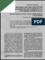 Economía conductual