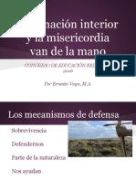 Sanacion Interior y Misericordia REC2016