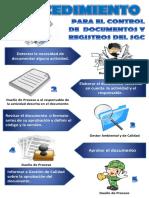 Pdto Para El Control de Documentos y Registros Del Sgc